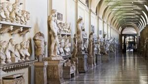 musée du Vatican, musée Chiaramonti