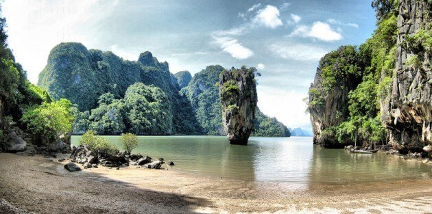 Les 20 pays les plus visités lors d'un tour du monde
