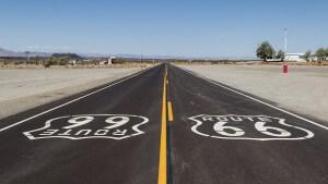 Route 66, guide voyage, feuille de route