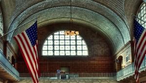 visite guidée d'Ellis Island