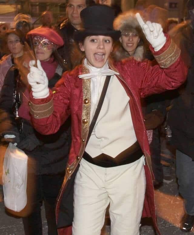 Visiter Venise avec un comedien pendant le Carnaval de Venise