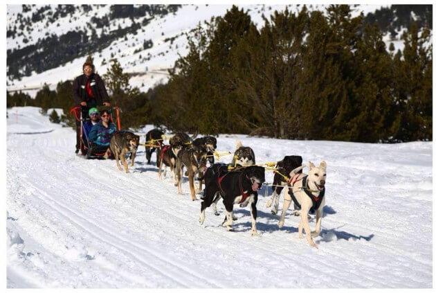 5 activités à faire en Andorre en hiver