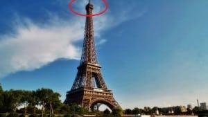 appartement secret au sommet de la Tour Eiffel