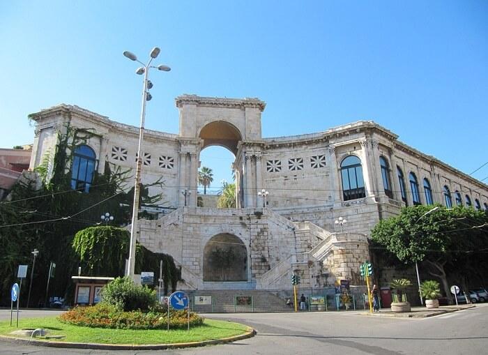 Bastion di Saint Remy, Sardaigne
