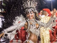 Carnaval de Rio, défilé, sambodrome