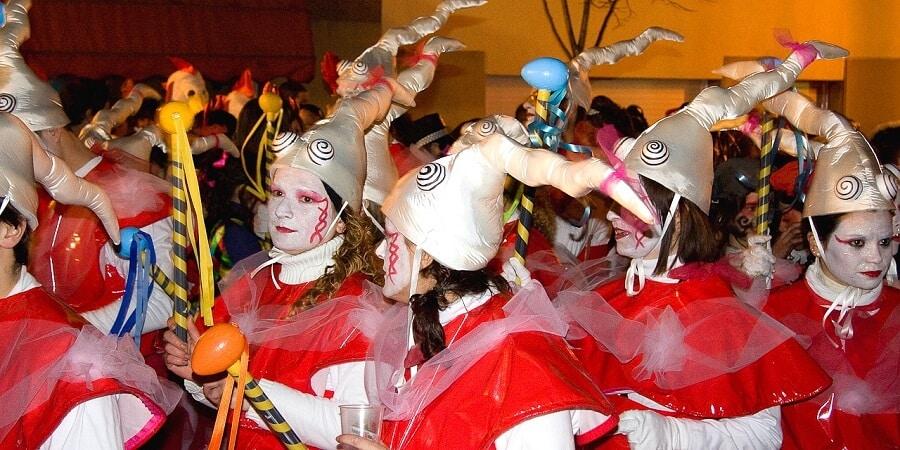 carnaval de Terra Endins, Torello