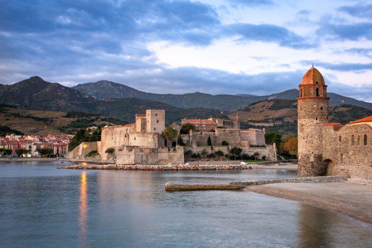 Le château royal de Collioure