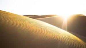 désert, Maroc, Sahara, nuit