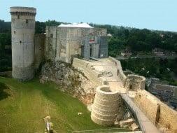 Le château de Falaise