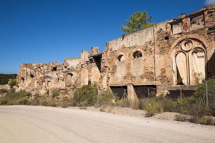 Mines, Ingurtosu, Sardaigne