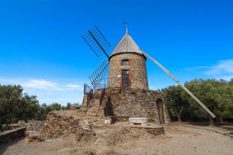 Le moulin de Collioure