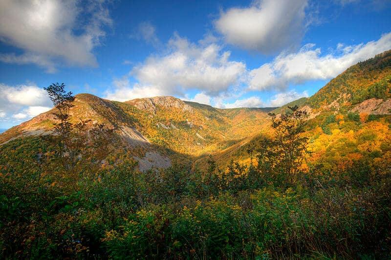 parcs nationaux, Canada, Hautes-Terres-du-Cap-Breton