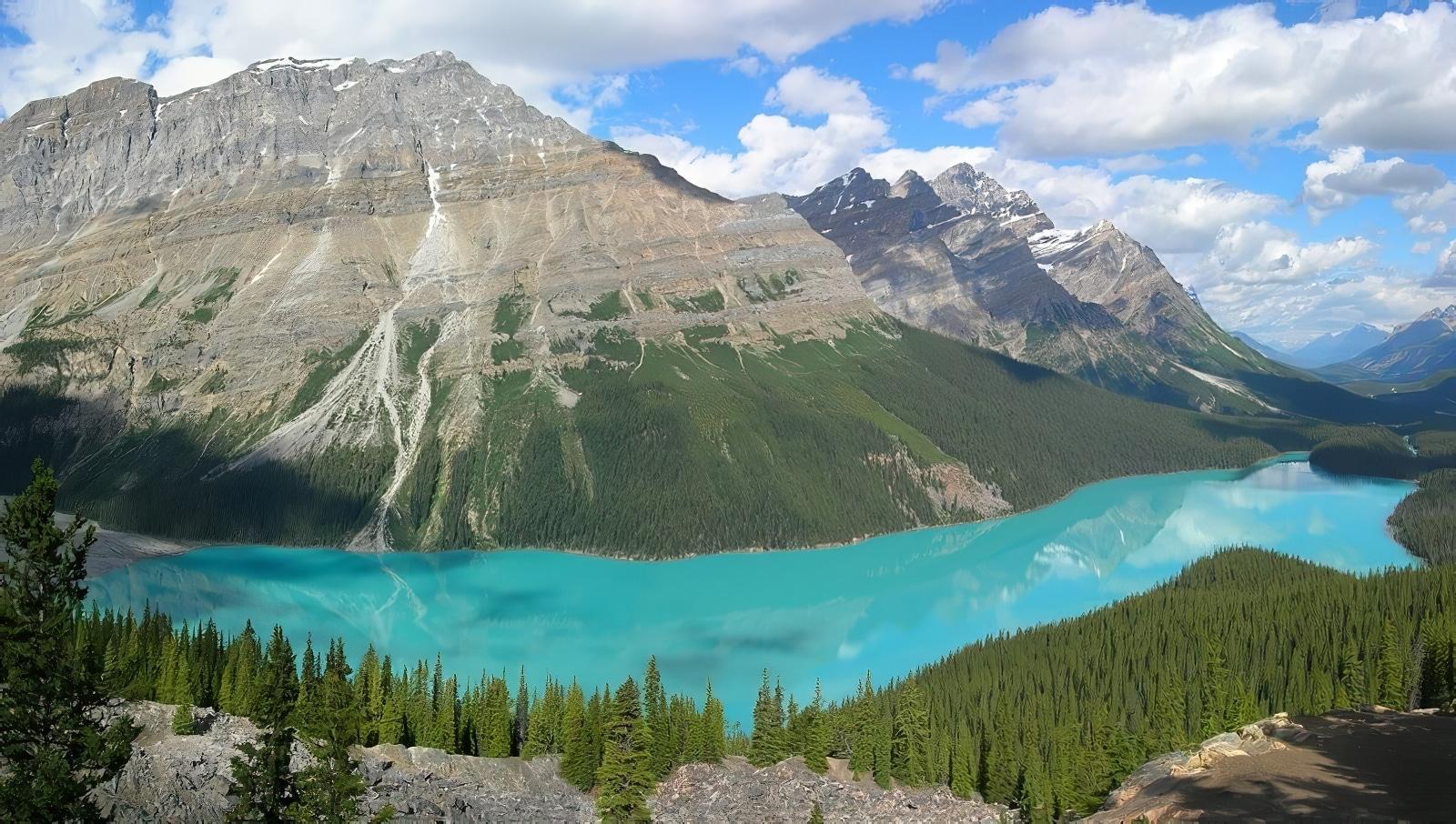 Parcs nationaux à visiter au Canada
