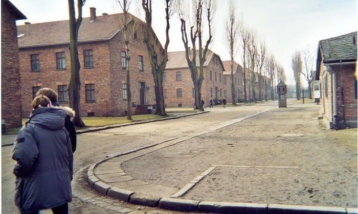 record d'affluence, Auschwitz, 2015