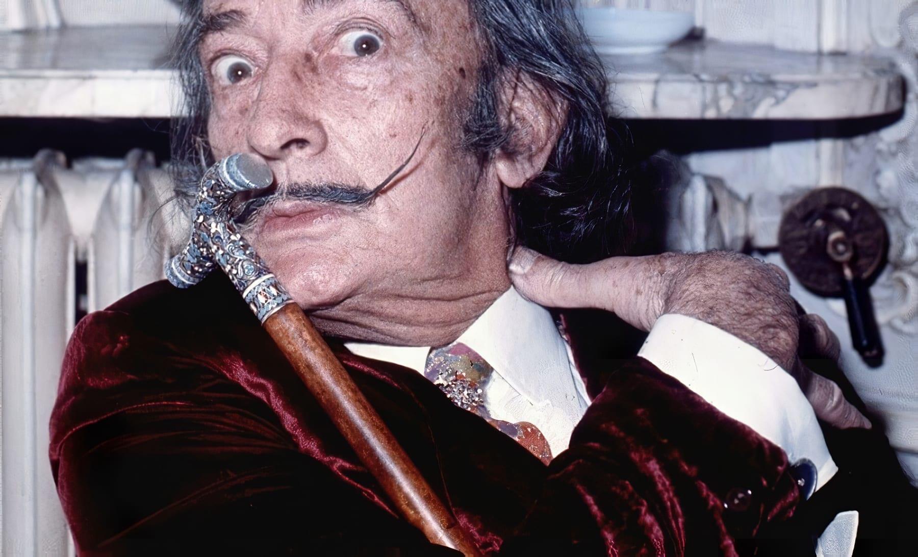 À la découverte de l'artiste Salvador Dalí