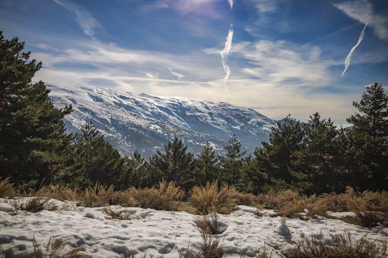 Sierra nevada, Grenade