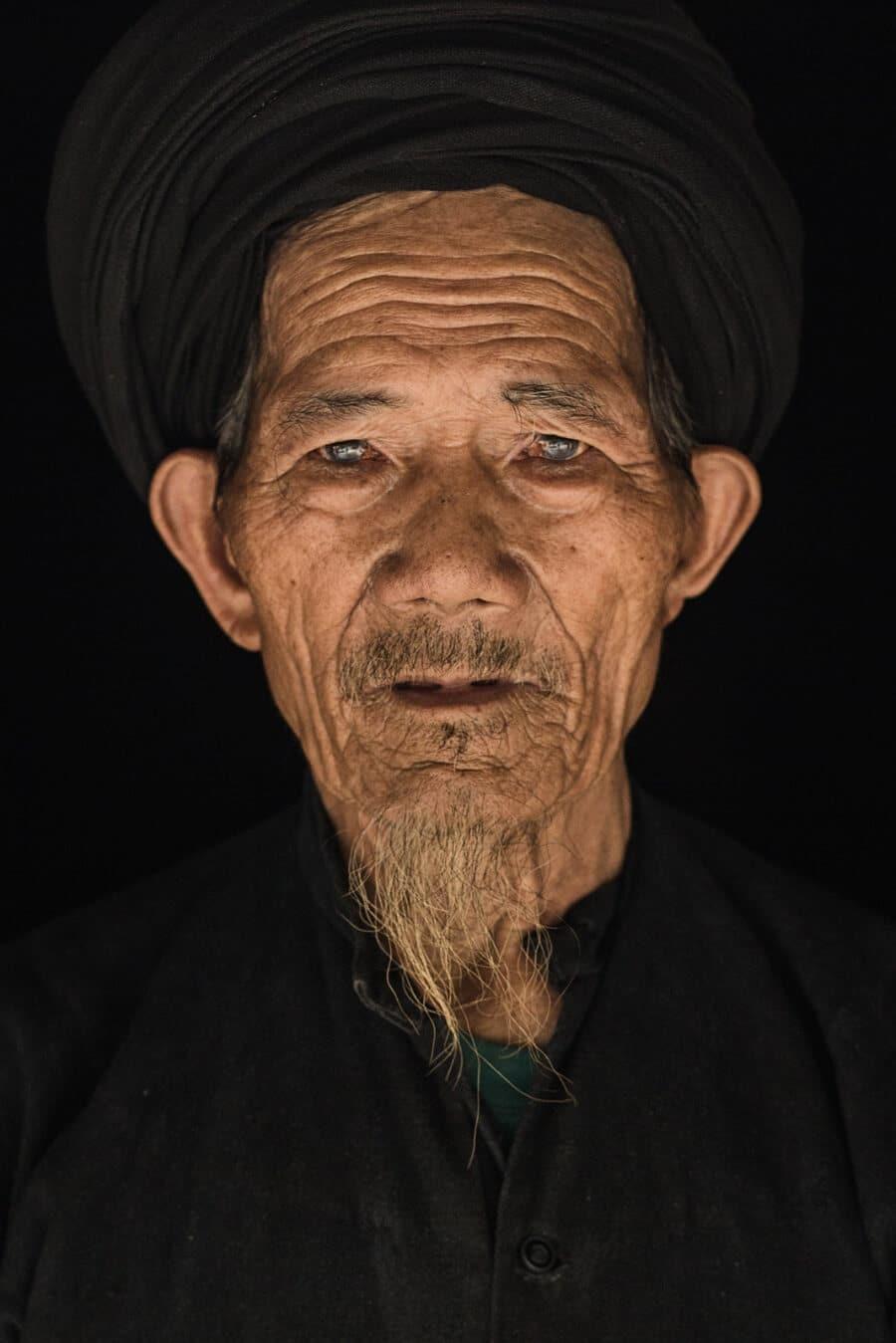 Vietnam, Réhahn, photo ethnies