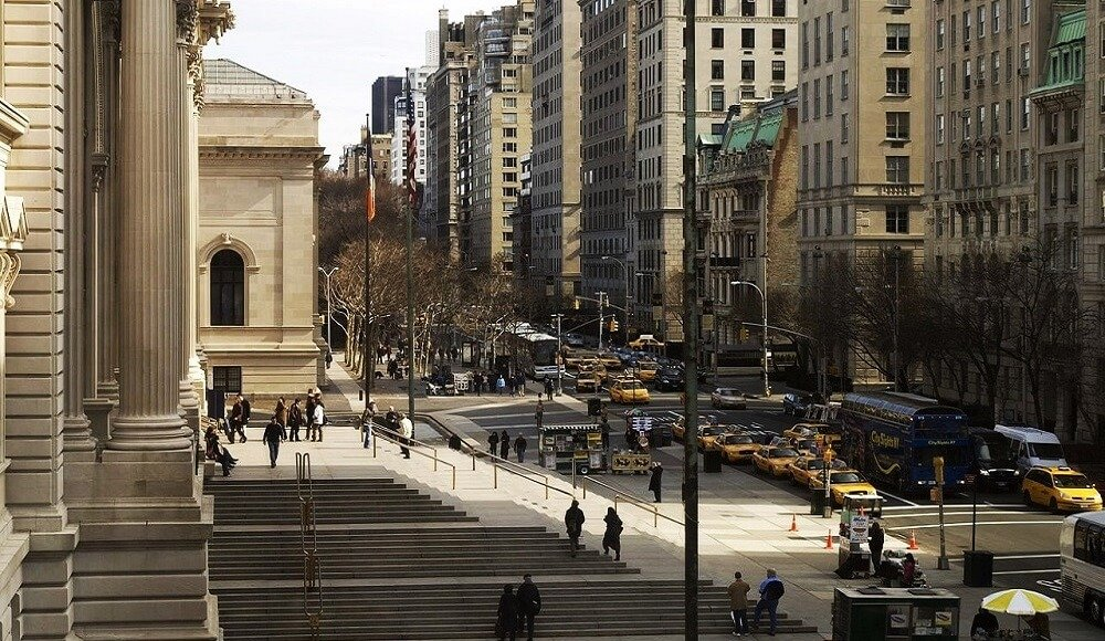 5ème Avenue, New-York