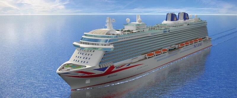 britannia, bateau