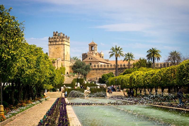 Alcázar De Los Reyes Cristianos, Cordoue
