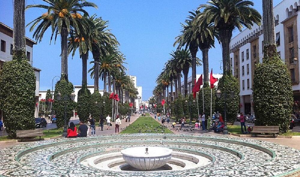 Avenue Mohammed V, Rabat
