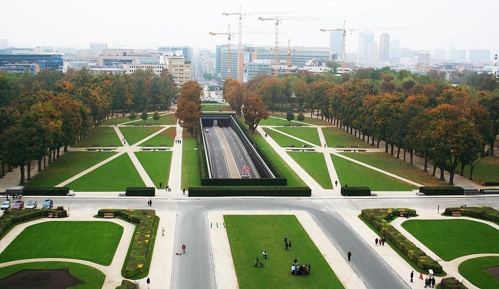 Avenue de Tervueren, Belgique