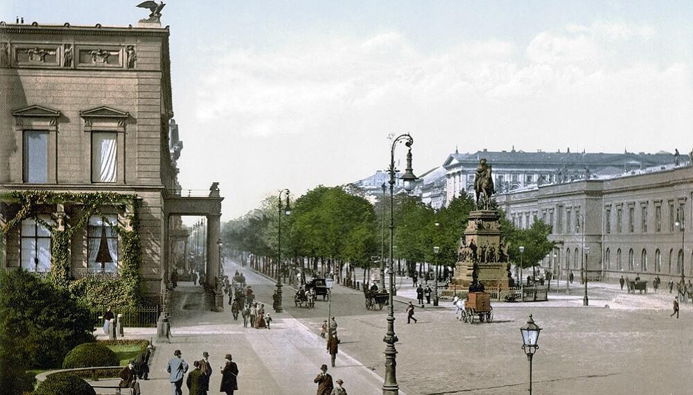 Berlin, Under Den Linden