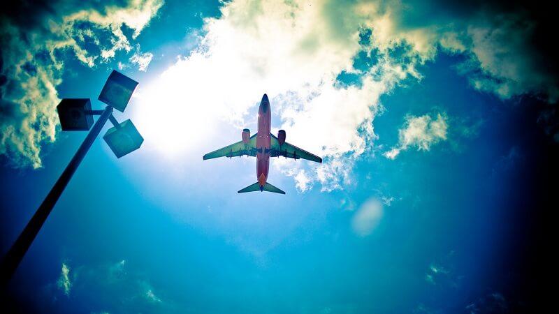 Billet d'avion pour un tour du monde