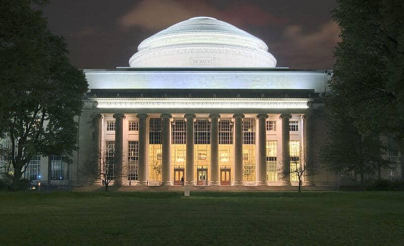 Boston, dôme du campus du MIT