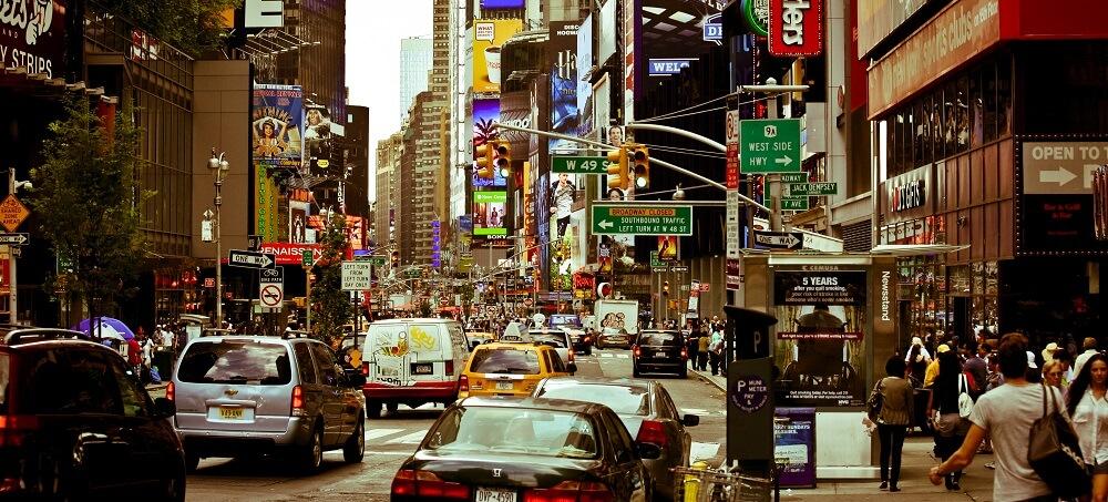 Broadway, New-York City