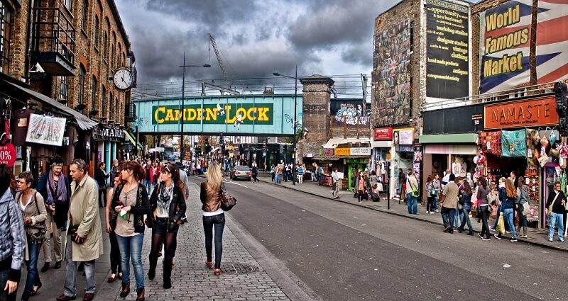 camden-market-londres