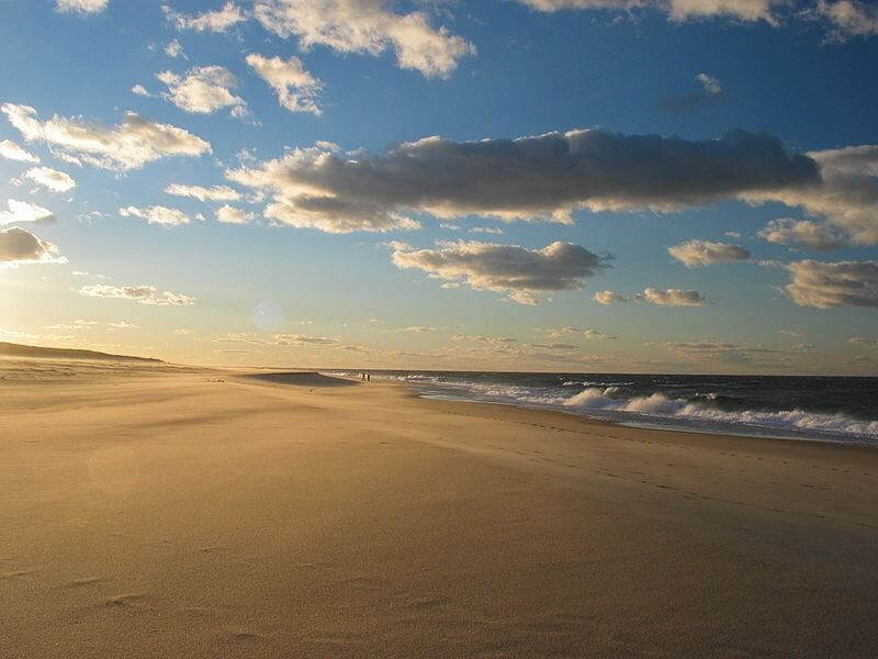 Cape Cod National Seashore, plage