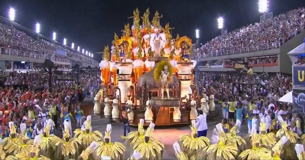 Carnaval, Avenue, Rio de Janeiro