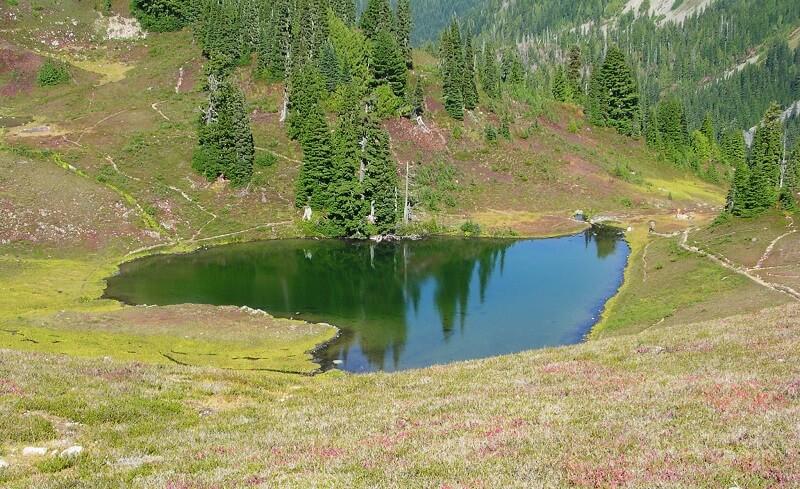 Coeur, Lac, Washington