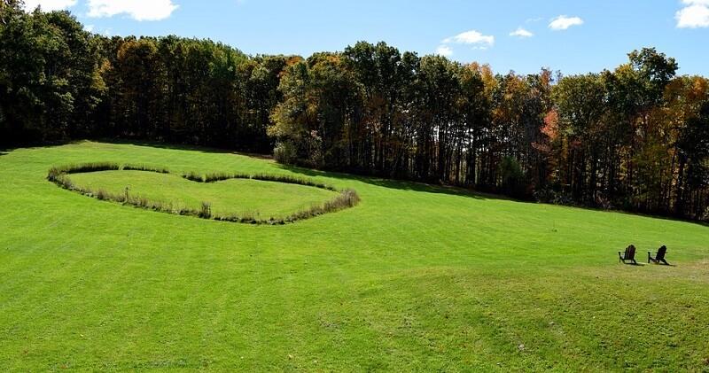 Coeur, Parc, Nouvelle Angleterre