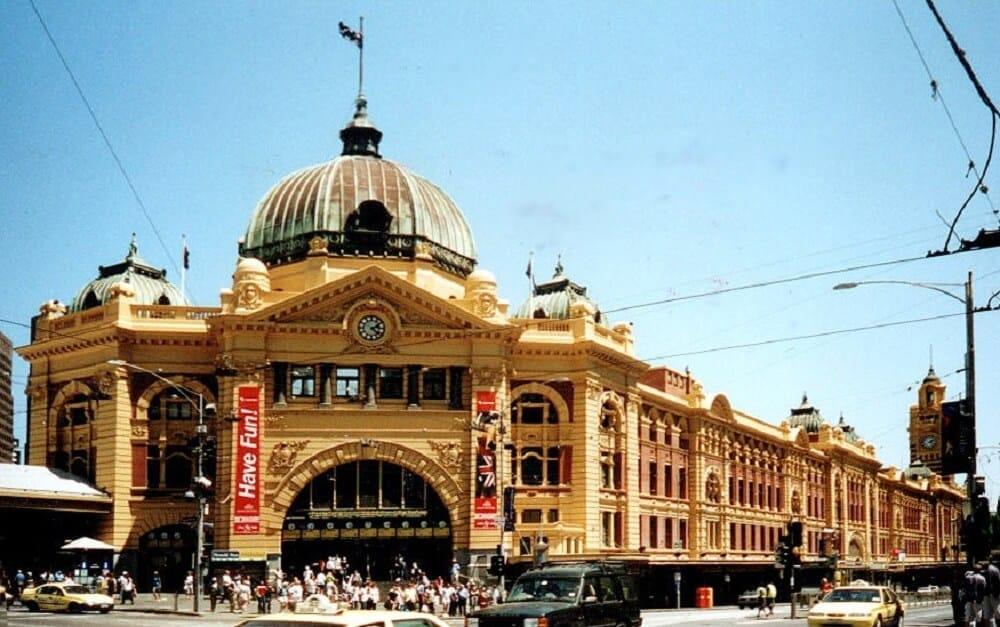 Gare Flinders Street, Melbourne