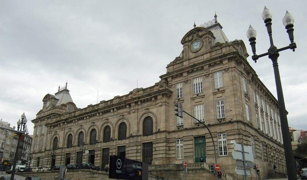 Gare de Porto-Sao Bento, Portugal
