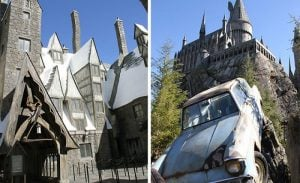 Parc d'attractions Harry Potter à Hollydwood