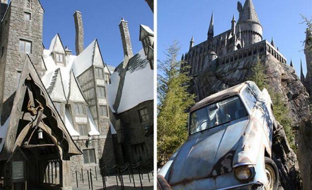 Un parc d'attractions Harry Potter va ouvrir ses portes à Hollywood