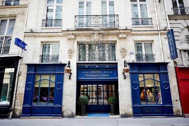 5 hôtels de charme à Paris où passer une nuit