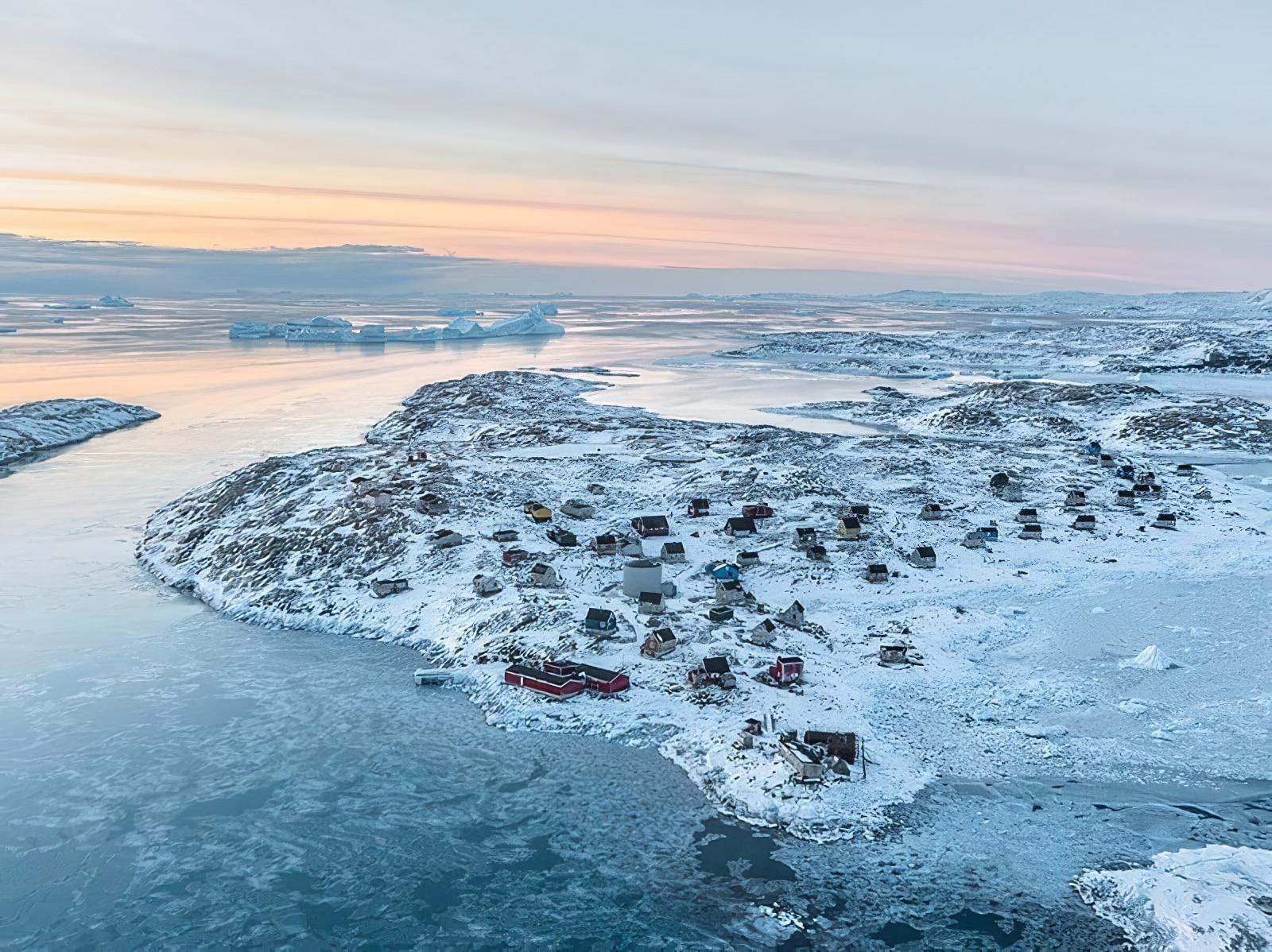 12 petits villages isolés du reste du monde