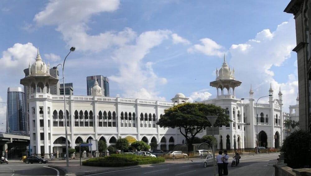 Gare de Kuala Lumpur, Malaisie