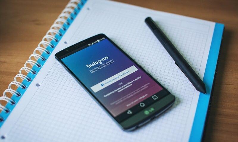 logo d'Instagram: valorisation et rentabilité