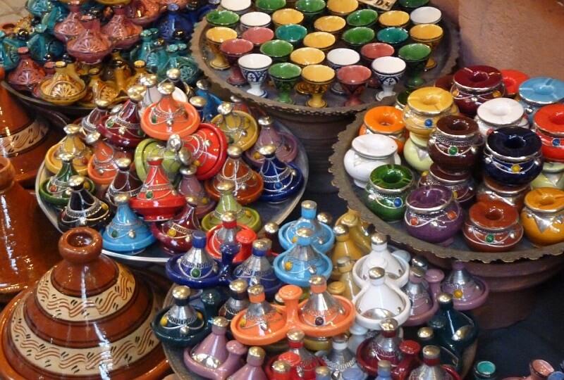 Plats tajine Marrakech