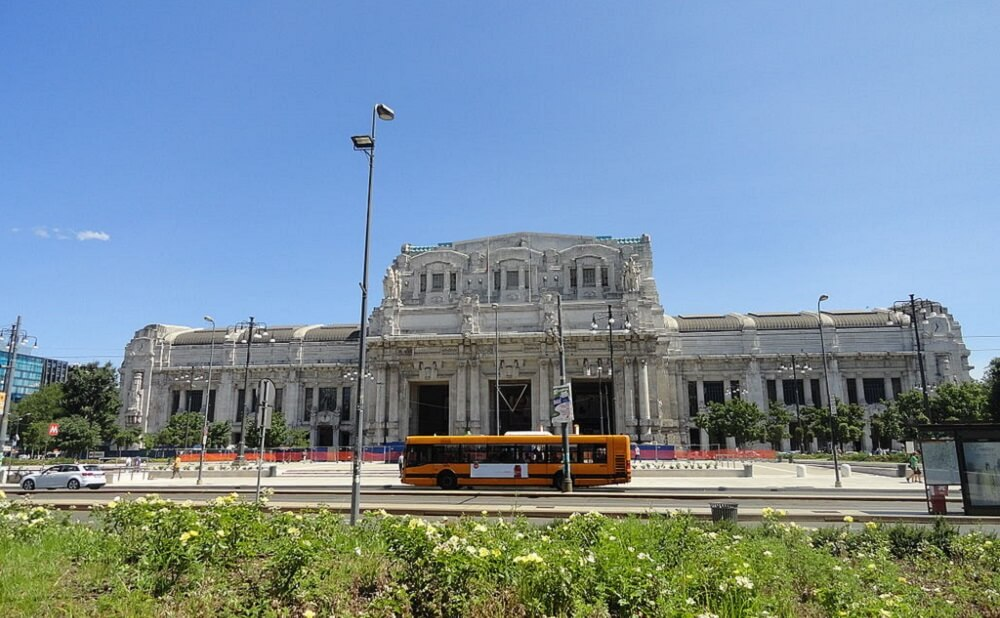 Milano Centrale, Italie