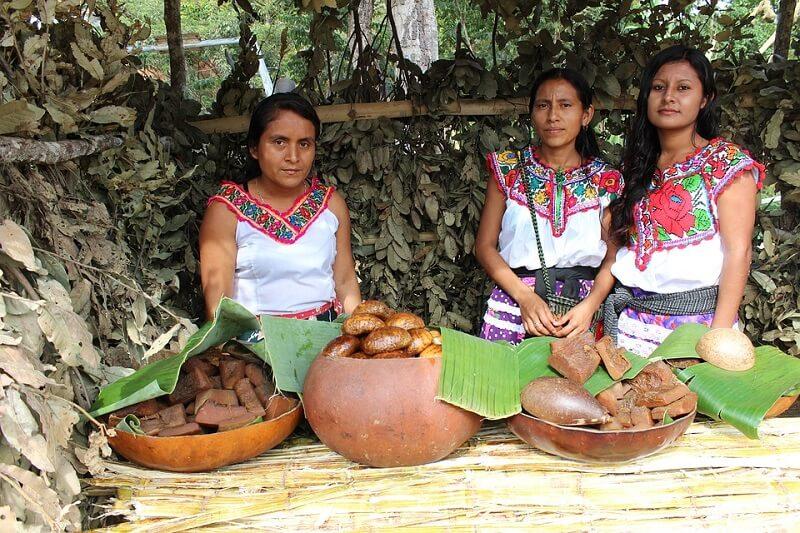 Oaxaca, Marché indien