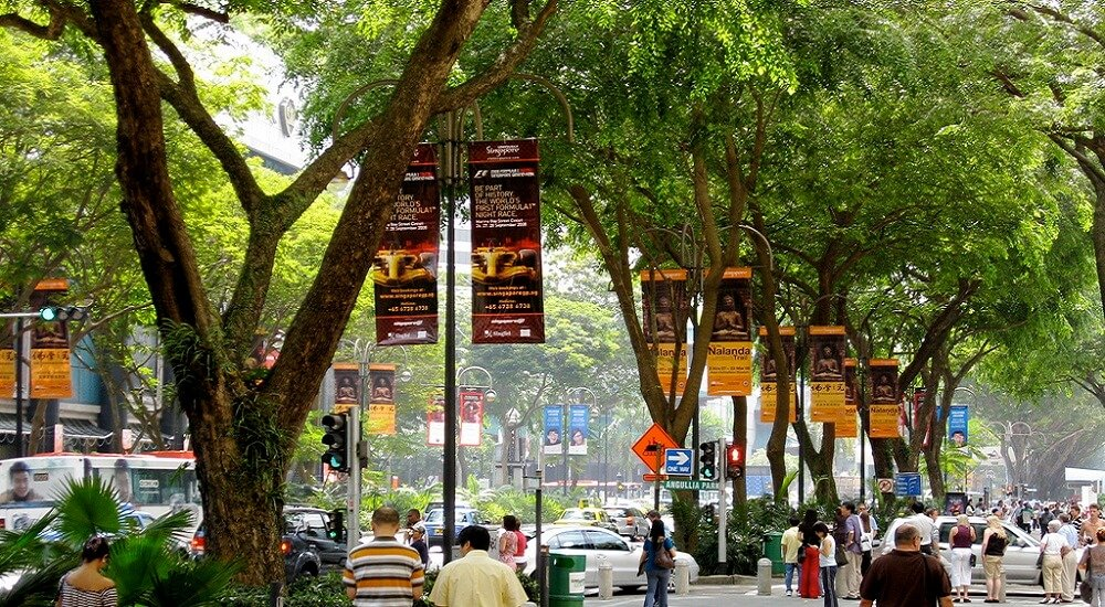 Orchard Road, Singapour