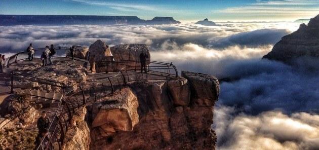 Photos: découvrez le Grand Canyon et ses paysages