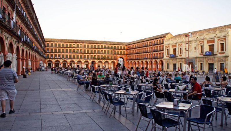 Plaza Corredera, Cordoue