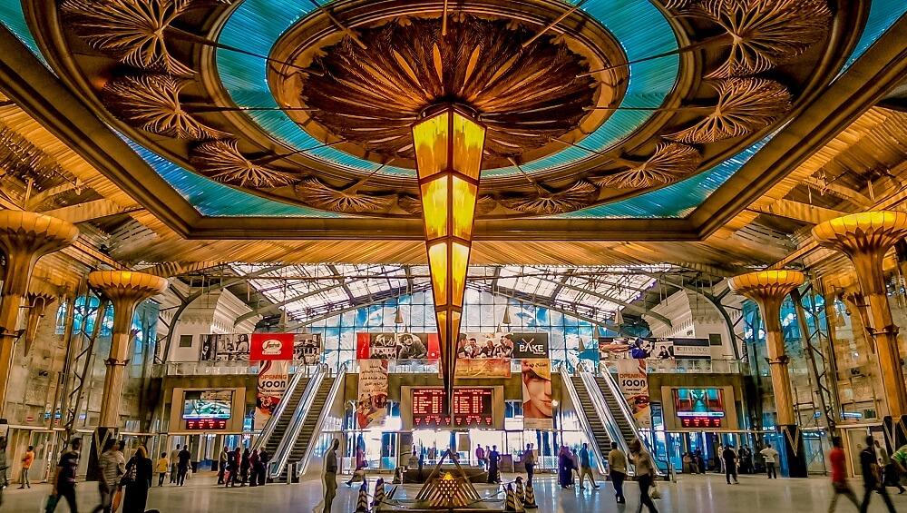 Ramses Station, Egypte